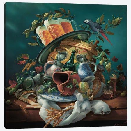 Brewer Canvas Print #AXM10} by Alexander Mikhalchyk Canvas Art Print