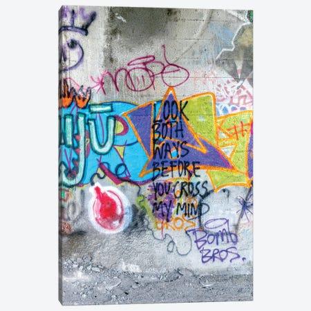Look Both Ways Canvas Print #AXT102} by Alex Tonetti Canvas Art