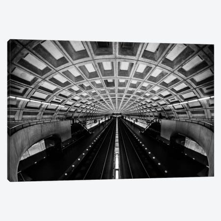 Metro DC Canvas Print #AXT107} by Alex Tonetti Art Print