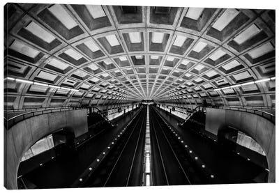 Metro DC Canvas Art Print