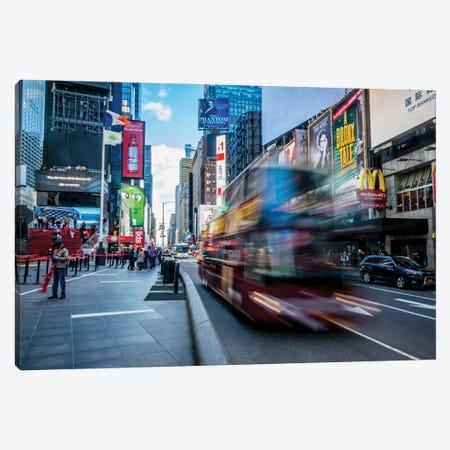 New York, New York Canvas Print #AXT112} by Alex Tonetti Canvas Art Print