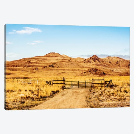 Out On The Ranch Canvas Print #AXT118} by Alex Tonetti Canvas Art Print
