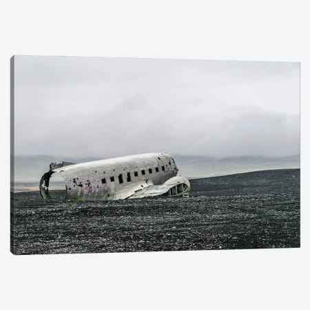 Phantom Flight Canvas Print #AXT121} by Alex Tonetti Canvas Art