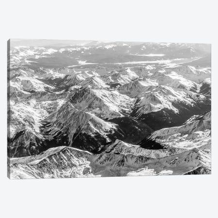 Snow Caps Canvas Print #AXT147} by Alex Tonetti Canvas Print
