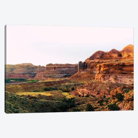 The Old West Canvas Print #AXT165} by Alex Tonetti Canvas Art Print
