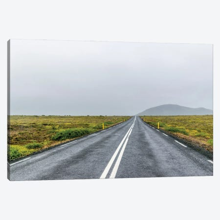 The Road Less Travelled Canvas Print #AXT167} by Alex Tonetti Canvas Print