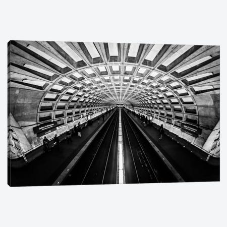 The Underground Canvas Print #AXT168} by Alex Tonetti Canvas Art
