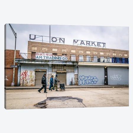 We Run These Streets Canvas Print #AXT190} by Alex Tonetti Canvas Art Print
