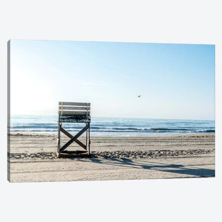 While The Lifeguards Away Canvas Print #AXT191} by Alex Tonetti Canvas Art Print