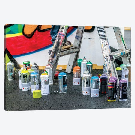Artist's Playground Canvas Print #AXT220} by Alex Tonetti Canvas Art Print
