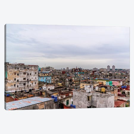 Ciudad De La Habana Canvas Print #AXT241} by Alex Tonetti Canvas Art Print