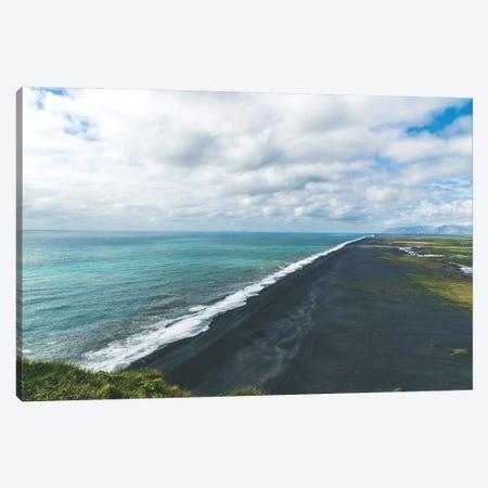Endless Coastline Canvas Print #AXT256} by Alex Tonetti Canvas Art Print