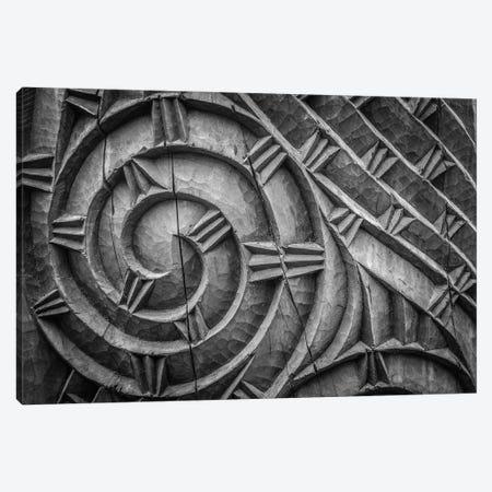Carved Canvas Print #AXT25} by Alex Tonetti Canvas Wall Art