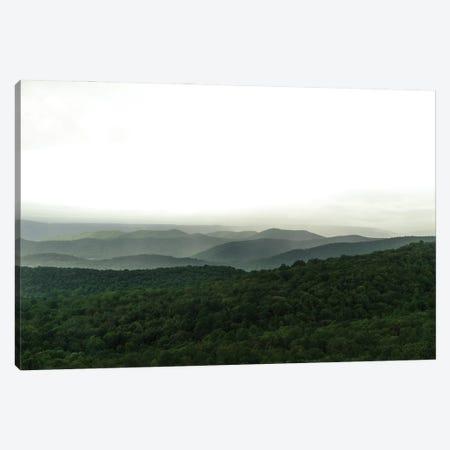 Green Mountain Majesties Canvas Print #AXT274} by Alex Tonetti Canvas Art Print