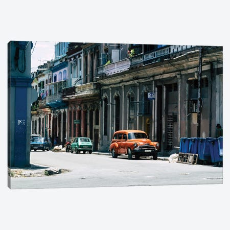 Casa Cubana Canvas Print #AXT27} by Alex Tonetti Canvas Wall Art