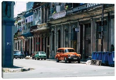 Casa Cubana Canvas Art Print