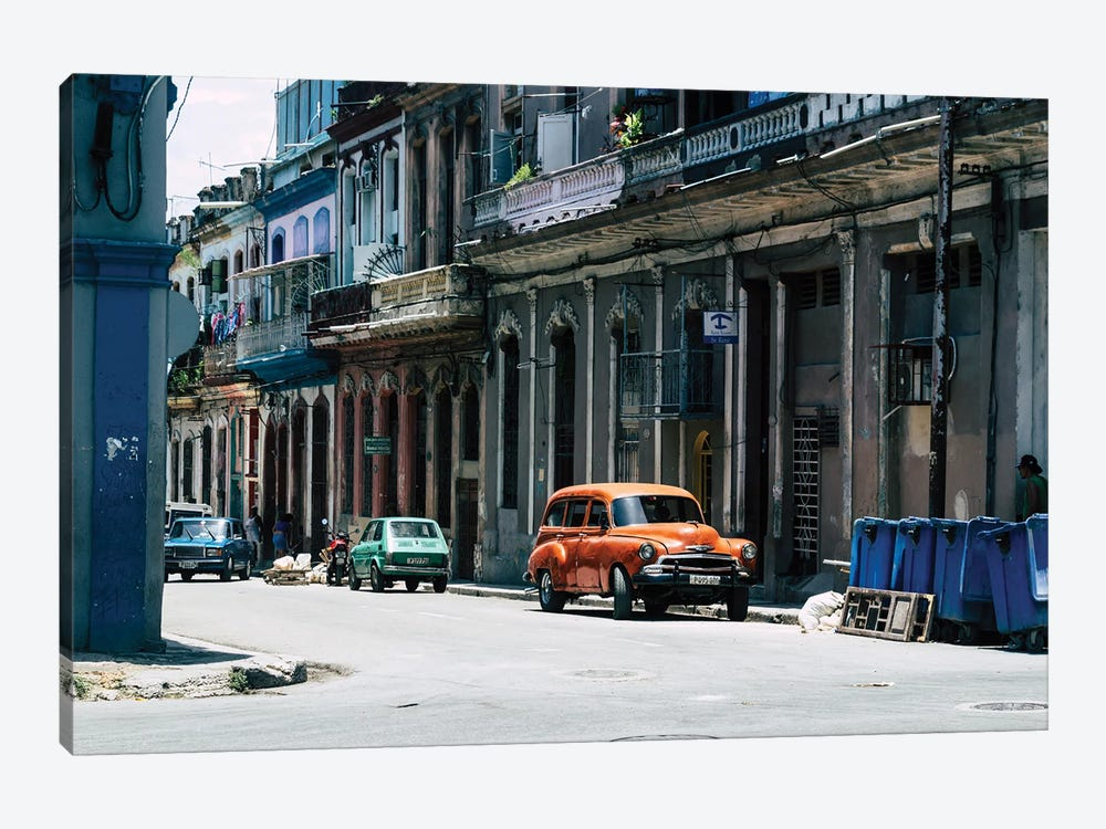 Casa Cubana by Alex Tonetti 1-piece Canvas Art