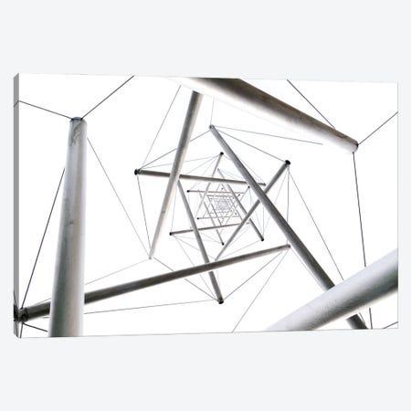 Infinite Geometry Canvas Print #AXT293} by Alex Tonetti Canvas Wall Art
