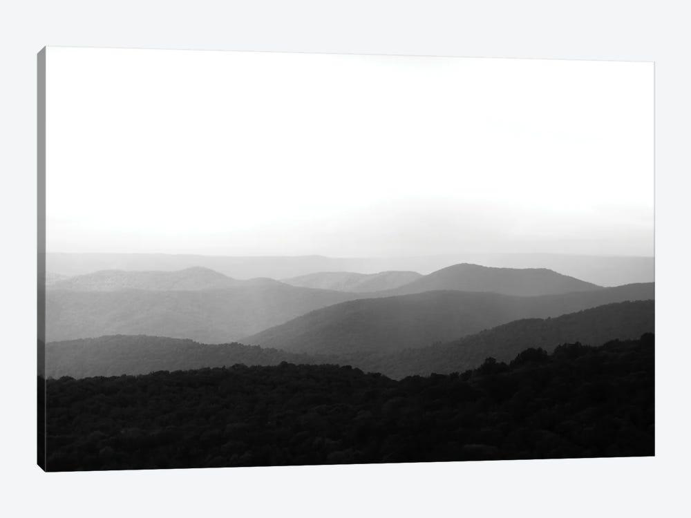 Misty Mountain by Alex Tonetti 1-piece Canvas Artwork