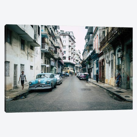 Centro Habana Canvas Print #AXT30} by Alex Tonetti Canvas Artwork