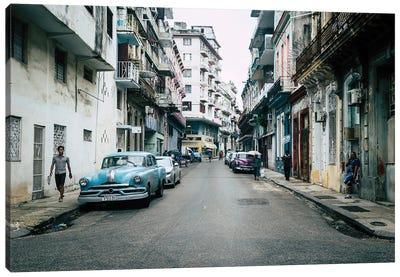 Centro Habana Canvas Art Print