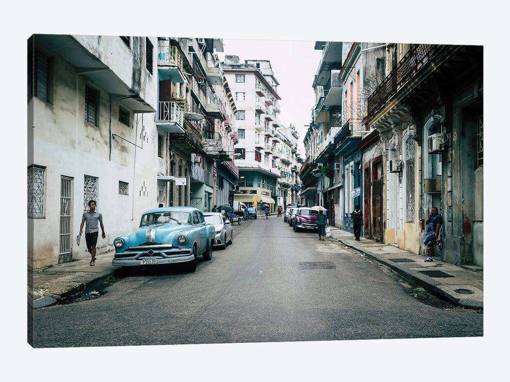 Centro Habana by Alex Tonetti 1-piece Canvas Artwork