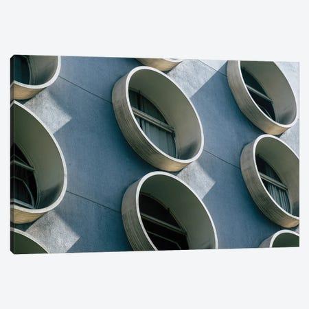 Pod Architecture Canvas Print #AXT329} by Alex Tonetti Canvas Artwork