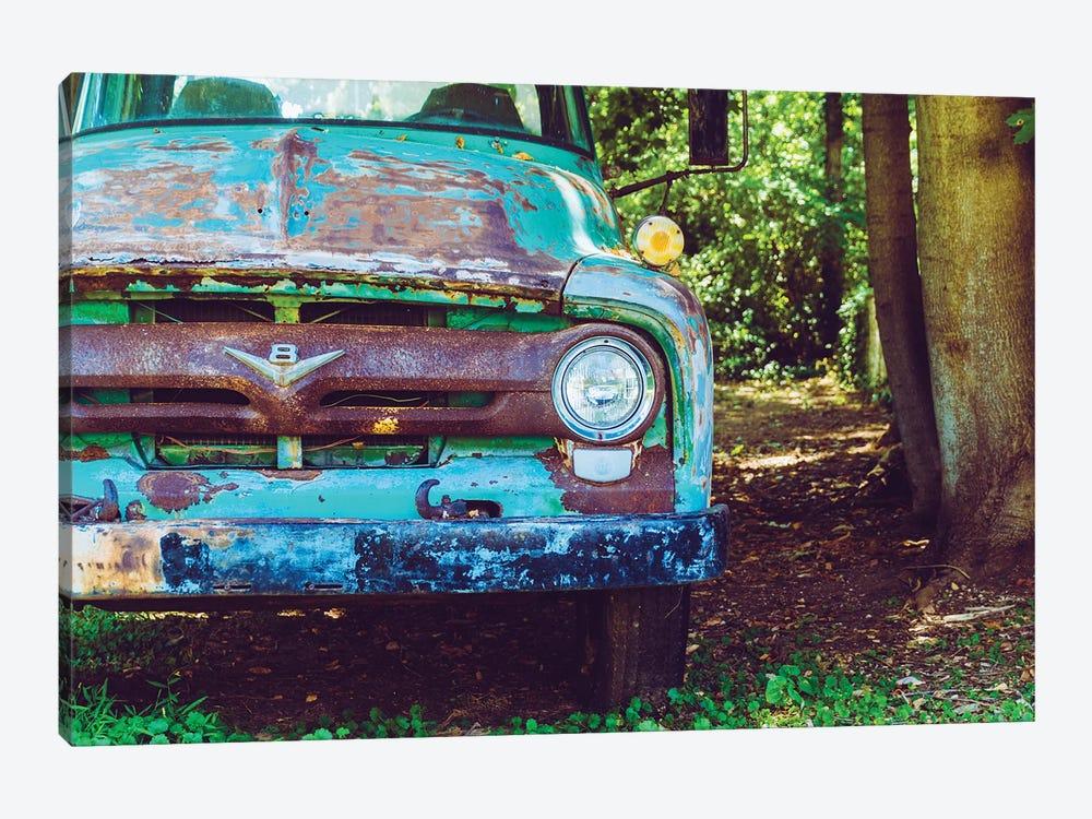 Rust Bucket by Alex Tonetti 1-piece Canvas Print