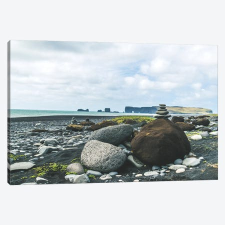 Coastal Stacks Canvas Print #AXT34} by Alex Tonetti Canvas Print