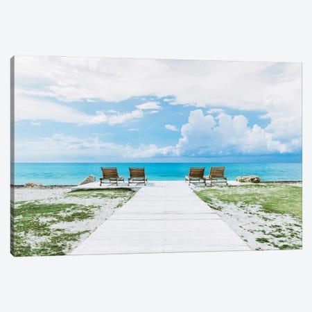 Sun Tan Canvas Print #AXT353} by Alex Tonetti Canvas Art Print