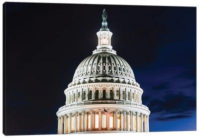 Congressional Canvas Art Print