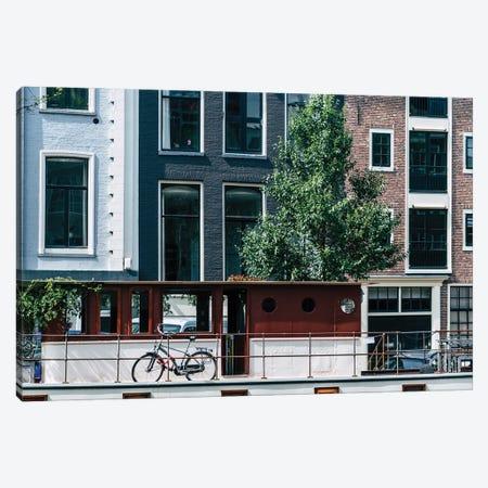 A Day In Amsterdam Canvas Print #AXT3} by Alex Tonetti Art Print