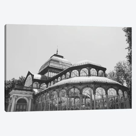 Crystal Palace Canvas Print #AXT45} by Alex Tonetti Canvas Artwork
