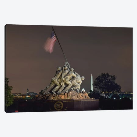 A Few Good Men Canvas Print #AXT4} by Alex Tonetti Canvas Wall Art