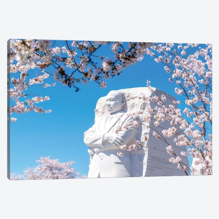 Dr. King In The Spring Canvas Print #AXT55} by Alex Tonetti Art Print