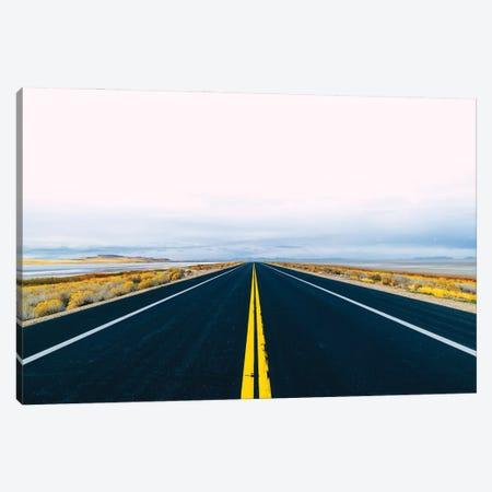 Escape To Antelope Island Canvas Print #AXT57} by Alex Tonetti Art Print