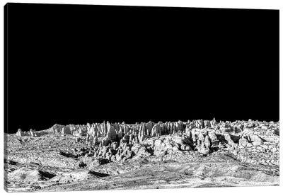 Alien Planet Canvas Art Print