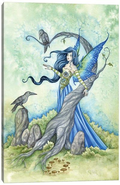 Morgan Le Fae Canvas Art Print