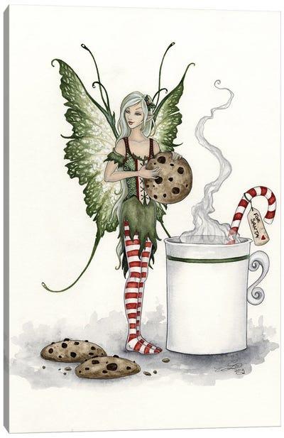 Cookie Thief Canvas Art Print