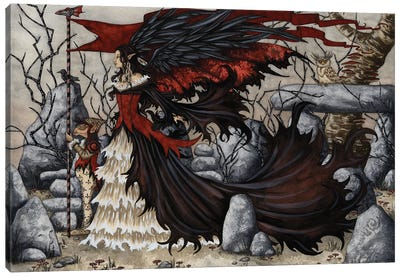 Morgan Lefey 2002 Canvas Art Print