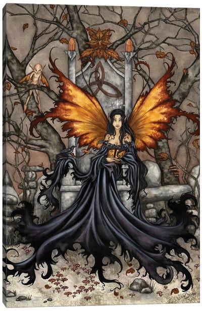Queen Mab Canvas Art Print