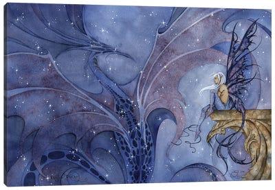 Dragon Dream Canvas Art Print