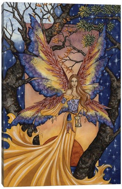 Tempus Fugit Canvas Art Print
