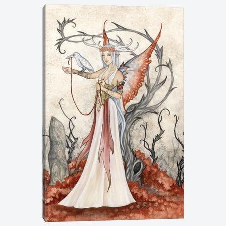 The Seeress Canvas Print #AYB46} by Amy Brown Art Print