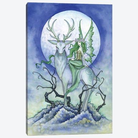 Twilight Canvas Print #AYB48} by Amy Brown Canvas Artwork