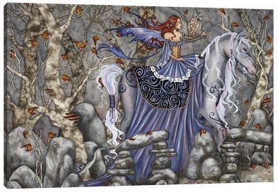 Enchanted Journey Canvas Art Print