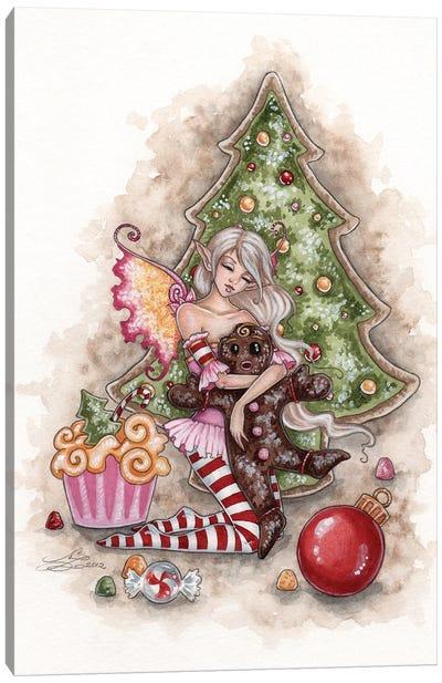 Twas The Night Before Christmas Canvas Art Print