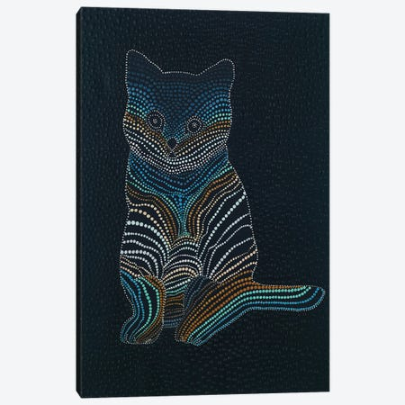 Meow, Meow Canvas Print #AYD14} by Amy Diener Canvas Wall Art