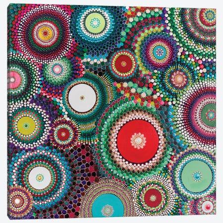 Pohutakawa Canvas Print #AYD64} by Amy Diener Canvas Print