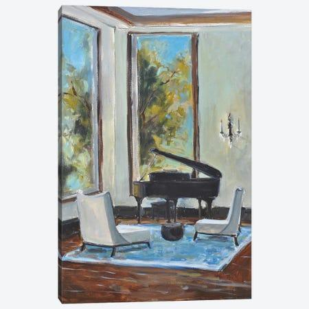 Sitting Room Canvas Print #AYN105} by Allayn Stevens Canvas Wall Art